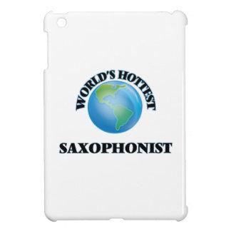 World's Hottest Saxophonist iPad Mini Cases