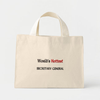 Worlds Hottest Secretary General Bags