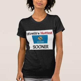 World's Hottest Sooner Tshirts