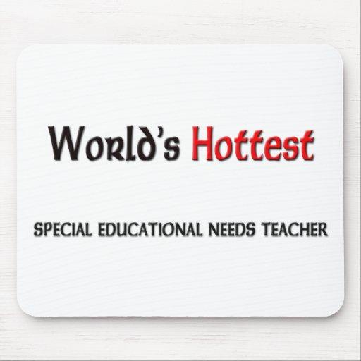 Worlds Hottest Special Educational Needs Teacher Mouse Mat