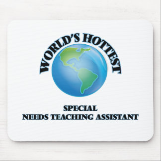 World's Hottest Special Needs Teaching Assistant Mouse Pads