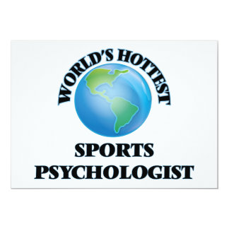 World's Hottest Sports Psychologist Personalized Announcement