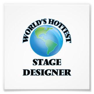 World's Hottest Stage Designer Photo Art