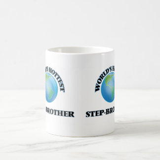 World's Hottest Step-Brother Coffee Mugs
