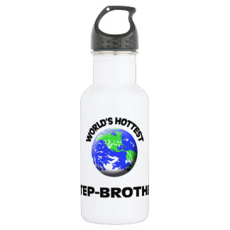 World's Hottest Step-Brother 532 Ml Water Bottle