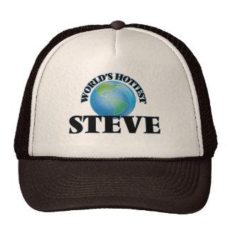 World's Hottest Steve Trucker Hat