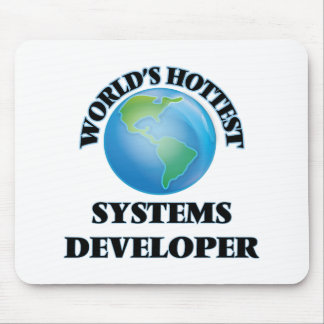 World's Hottest Systems Developer Mousepads