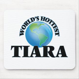 World's Hottest Tiara Mousepads
