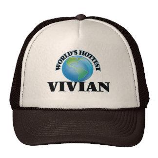 World's Hottest Vivian Mesh Hats