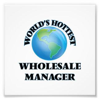 World's Hottest Wholesale Manager Photo Art