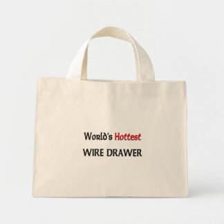 World's Hottest Wire Drawer Canvas Bags