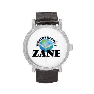 World's Hottest Zane Wristwatch