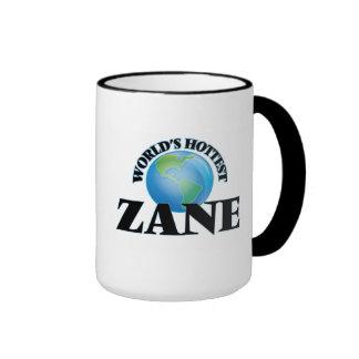 World's Hottest Zane Mug