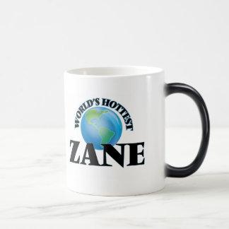 World's Hottest Zane Mugs