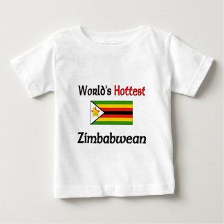 World's Hottest Zimbabwean Baby T-Shirt