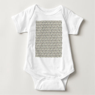 Worlds Largest Knitting Sheep Competition Baby Bodysuit