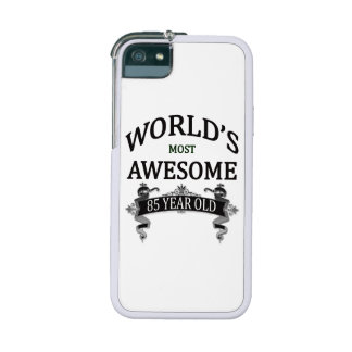 World's Most 85 Year Old Cover For iPhone 5/5S