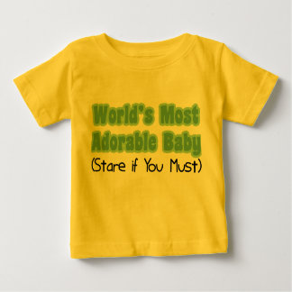 World's Most Adorable Baby Shirts