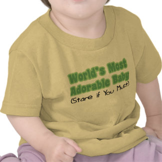 World's Most Adorable Baby Tshirts