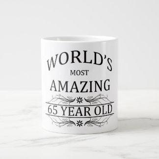 World's Most Amazing 65 Year Old Jumbo Mug