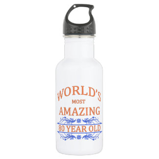 World's Most Amazing 80 Year Old 532 Ml Water Bottle