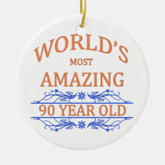 World's Most Amazing 90 Year Old Christmas Ornament