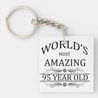 World's Most Amazing 95 Year Old Key Ring