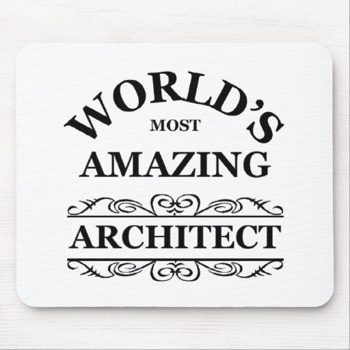 World's most amazing Architect Mouse Pad