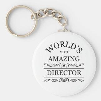 World's most amazing Director Key Chain
