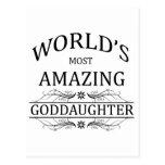 World's Most Amazing Goddaughter