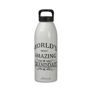 World's Most Amazing Granddad Drinking Bottles