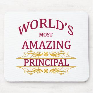 World's Most Amazing Principal Mouse Pad
