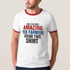 World's most amazing Sod farmer T-Shirt