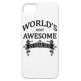 World's Most Awesome 25 Year Old iPhone 5 Case