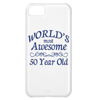 World's Most Awesome 50 Year Old iPhone 5C Case