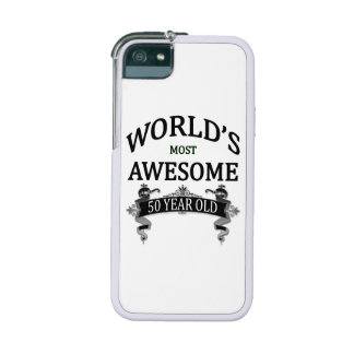 World's Most Awesome 50 Year Old iPhone 5 Covers
