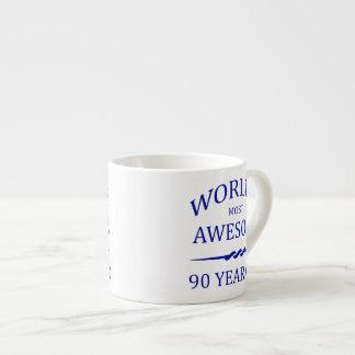 World's Most Awesome 90 Year Old Espresso Mug