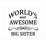 World's Most Awesome Big Sister