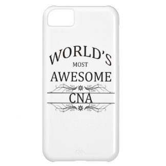 World's Most Awesome CNA iPhone 5C Cases