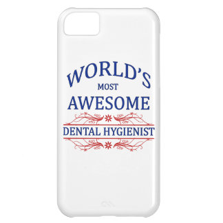 World's Most Awesome Dental Hygienist iPhone 5C Case