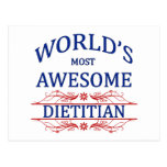 World's Most Awesome Dietician