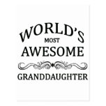 World's Most Awesome Granddaughter