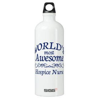 World's Most Awesome Hospice Nurse SIGG Traveller 1.0L Water Bottle