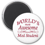 World's Most Awesome Med Student Magnets
