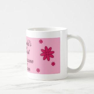 World's Most Awesome Mom Basic White Mug
