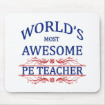 World's Most Awesome PE Teacher