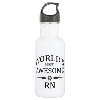World's Most Awesome Rn 532 Ml Water Bottle