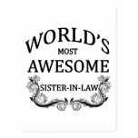 World's Most Awesome Sister-In-Law