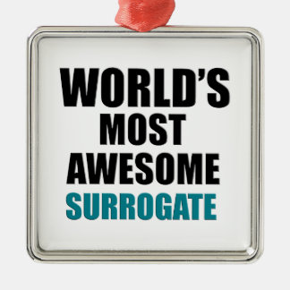 World's most awesome Surrogate Christmas Ornament