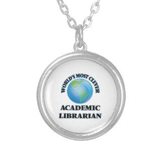 World's Most Clever Academic Librarian Jewelry